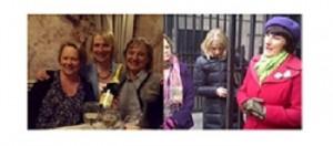 women, businesswomen, gender, strength, London, City, Boudica, Margaret Thatcher