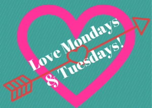 Love Mondays&Tuesdays! (1)
