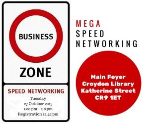 Speed networking_croydon