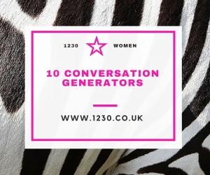 10 Conversation Generators
