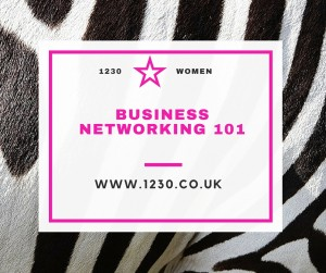 Business Networking 101