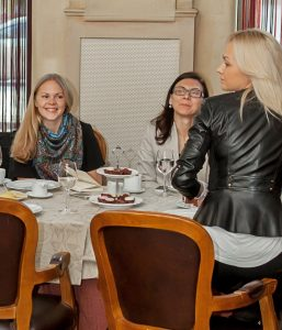 business women sevenoaks