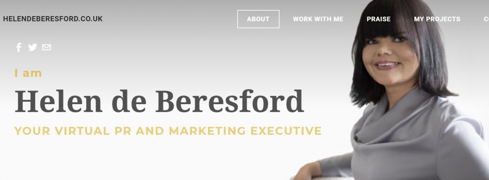 Helen d Beresford